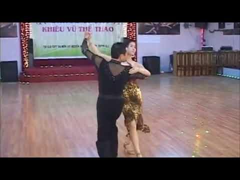 Khiêu vũ điệu Boston - dance sport điệu Boston - Dạy khiêu vũ điệu Boston