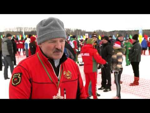 В Беларуси есть все условия для занятия спортом
