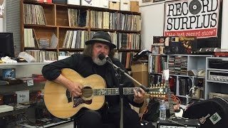 """PETER CASE  Performs """"A Million Miles Away"""" Live at Record Surplus"""