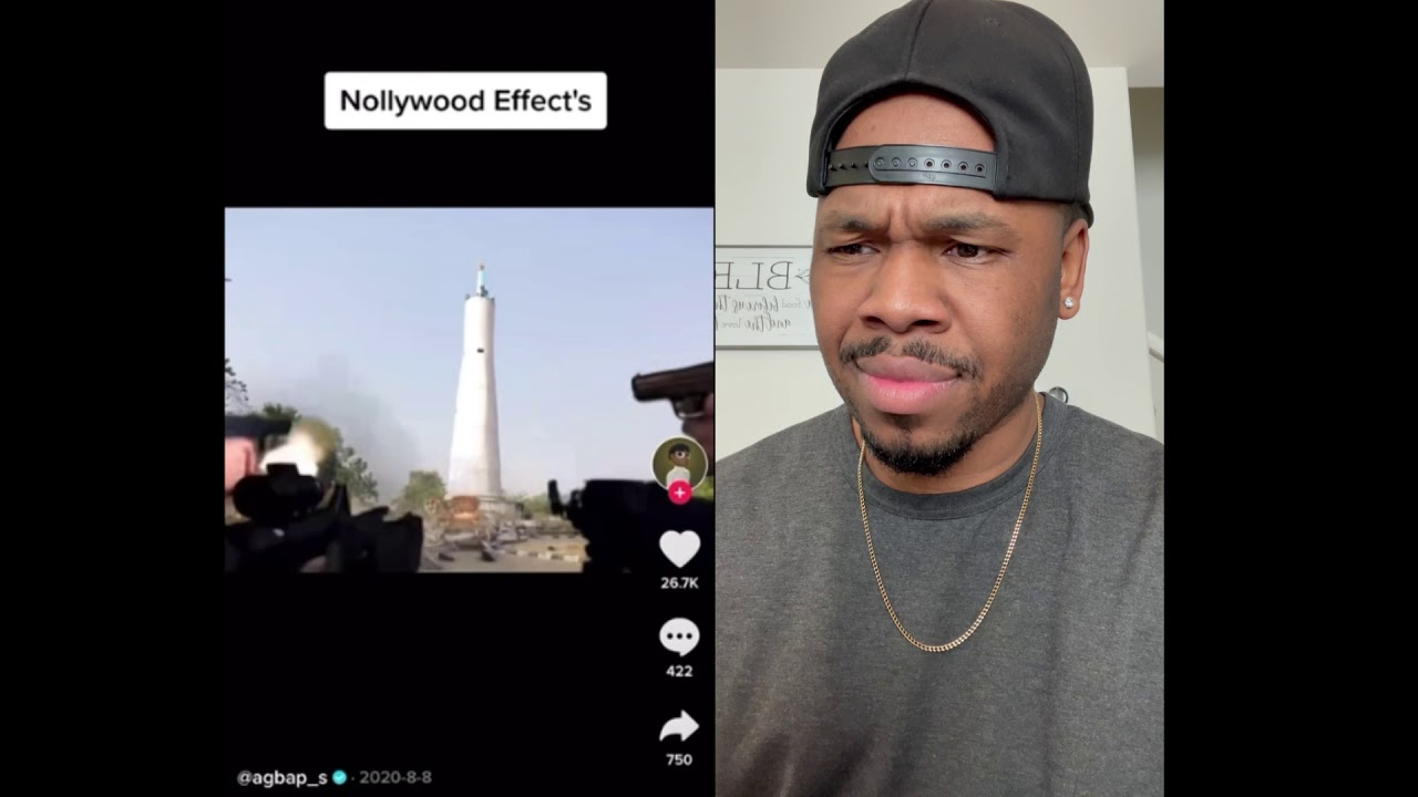 Hollywood Movie Effects  🎥 VS Nollywood Movie Effects 🎥 | TFLA