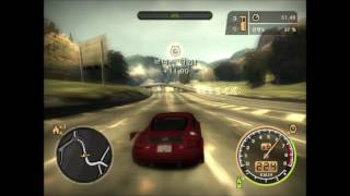 Need for Speed: Most Wanted - Career #15, Tollbooth - juragi Gameplay