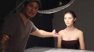 Repeat youtube video Sean Armenta | One Light Beauty Shoot