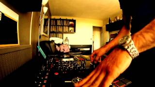 Electro Scratch Session (Uppermost - Revolution) numark NS7ii