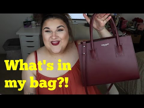 What's In My Bag?!  *Exposing Myself* thumbnail