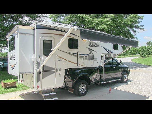 2013 Lance 1172 Slide In Truck Camper Walk Around Tutorial