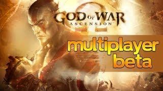 [TTB] God of War Ascension Multiplayer Beta - Favor Of The Gods! - Fun Fun Fun!