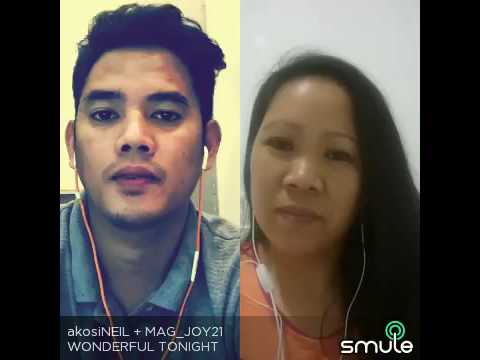 Wonderful Tonight cover by Neil and joy makiling