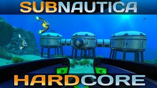 🐟 Subnautica #07 | Umzug zum Vulkan | Hardcore Gameplay German Deutsch thumbnail