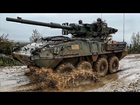 Stryker Warfare • Armored Fighting Vehicles