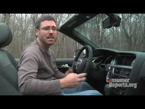 Audi A5 Convertible: Review | Consumer Reports