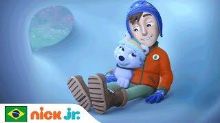 Jake faz uma nova amiga 🐾 | Patrulha Canina | Nick Jr. | Brazil | Português