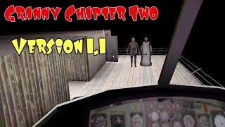 Granny Chapter Two Version 1.1 Full Gameplay