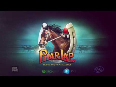 Phar Lap Horse Racing Challenge - Video