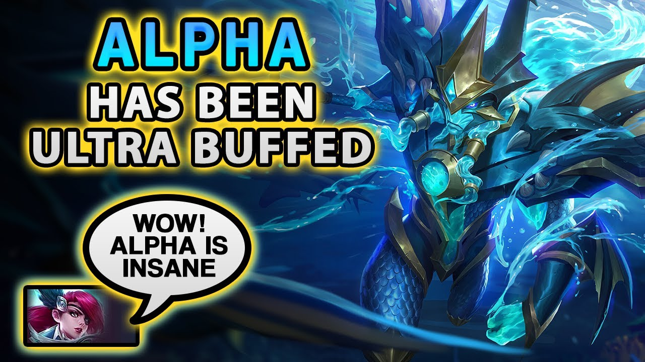 Wow! I Can't Believe How Much Moonton Buffed Alpha   Mobile Legends