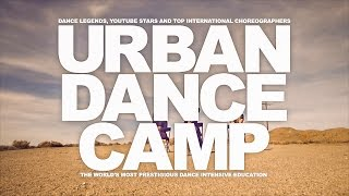 ★ URBAN DANCE CAMP 2020
