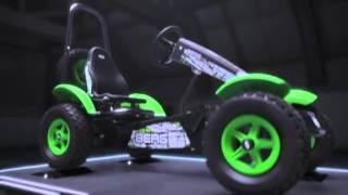 Karts à pédales BERG BFR/BFR-3 sur châssis XL - Bilboquet Vivez Bougez !