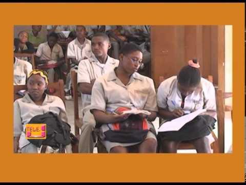 Télé J  32  Initiatives des jeunes