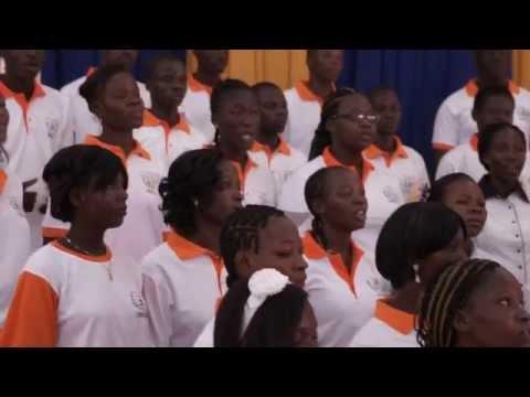 Chorale mixte de la Zone 1: Dieu cherche des hommes forts