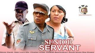 Senior servant   -   latest nigerian  nollywood movie