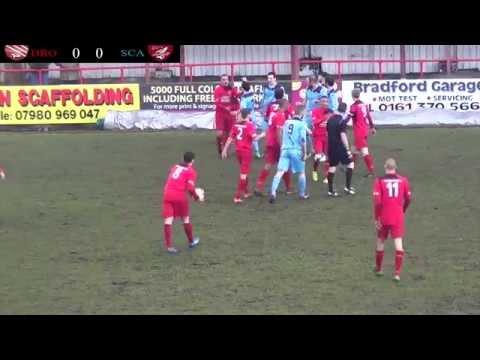 DROYLSDEN: v Scarborough - Northern Premier League First Division