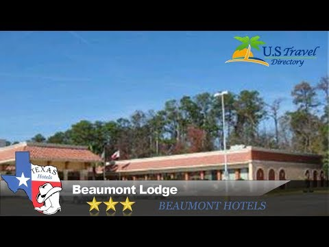 Beaumont Lodge - Beaumont Hotels, Texas