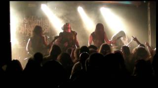 Pestilential Shadows - Impaled by the moon (live)