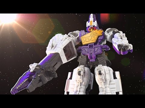 Plesio Charge Megazord Review! (Power Rangers Dino Super Charge)
