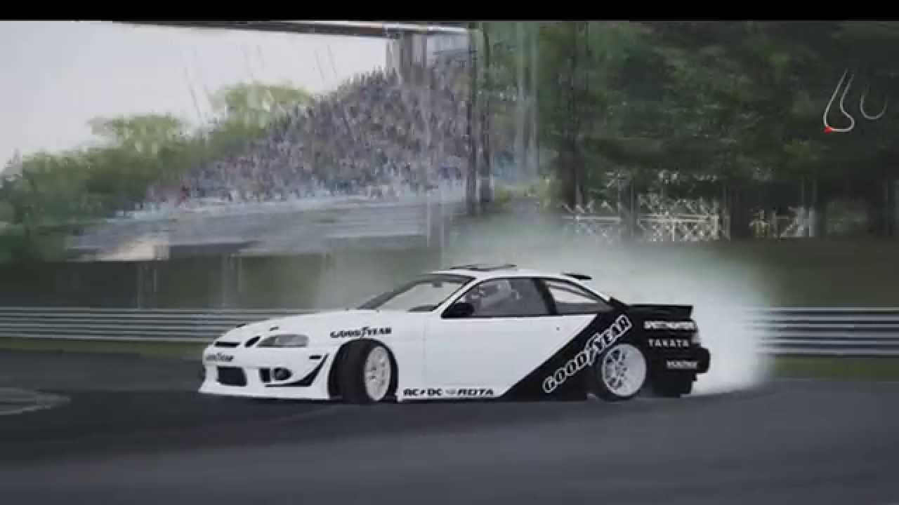Assetto Corsa Drift Lexus Sc400 1jz Youtube