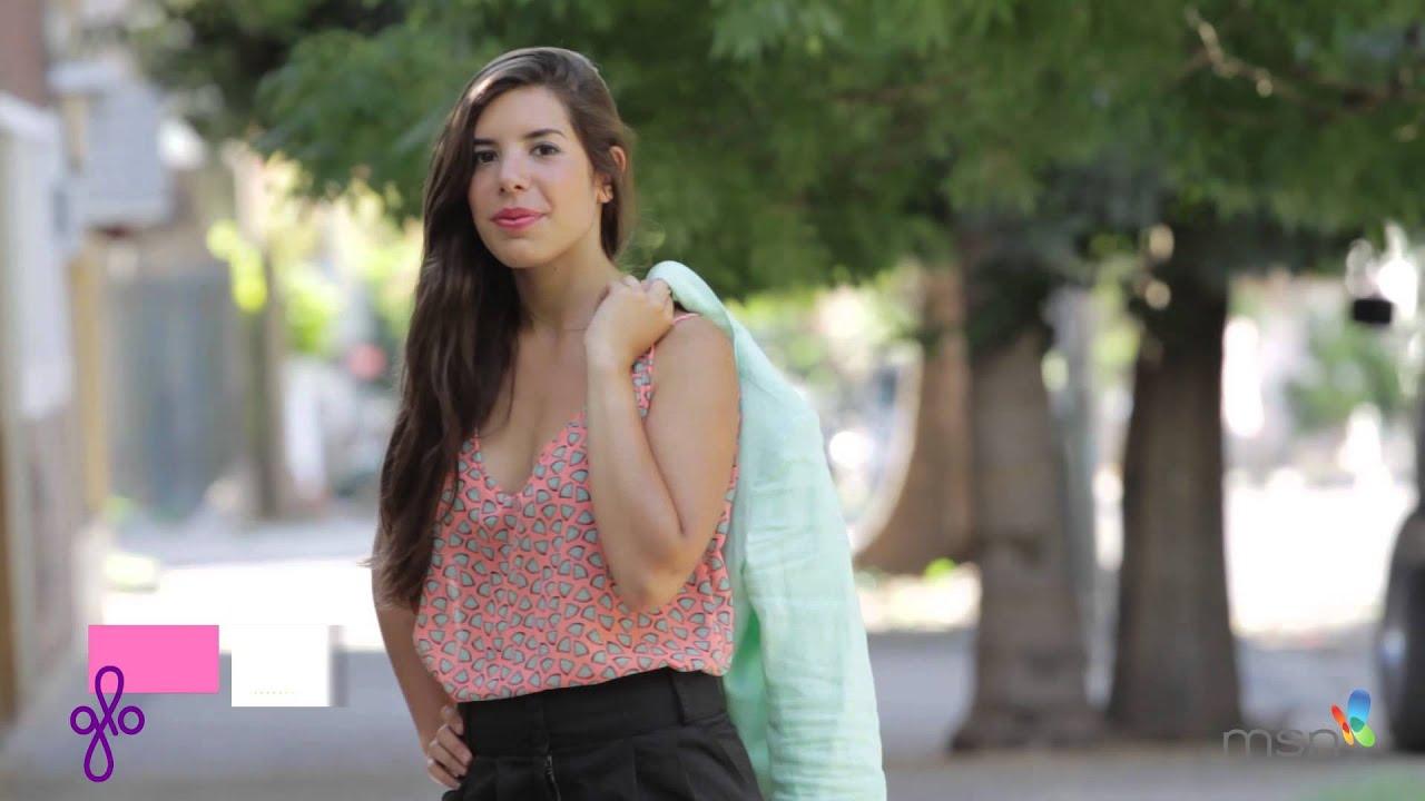 Colores de ropa favorecedores para pelirrojas rubias y morochas youtube - Colores que favorecen ...