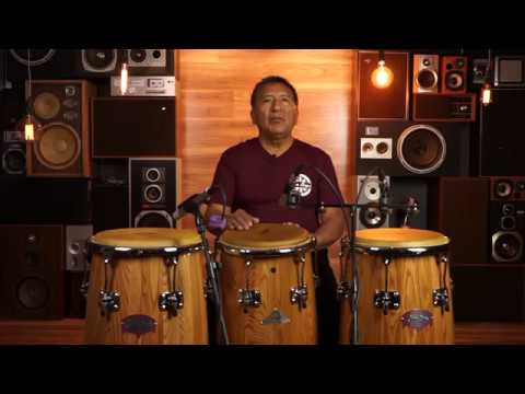 Alex Acuña Special Edition Gon Bops Congas   Better Music