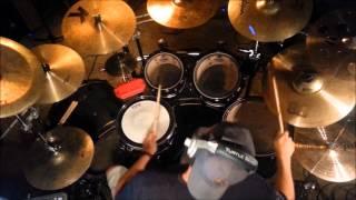 Drum Cover STP - Wicked Garden
