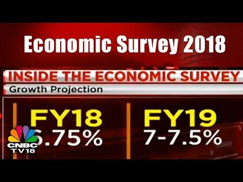 Economic Survey 2018 | Is Corporate Tax Cut Coming Through? | CNBC TV18