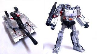 【破壊大帝 メガトロン】 レジェンズシリーズ LG13 ヲタファのトランスフォーマーレビュー Takara Tomy Transformers LG13 Megatron