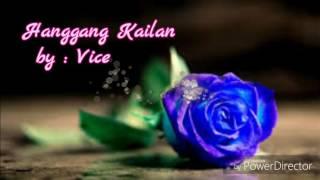 Hanggang Kailan Aasa - Vice Ganda (LYRICS)