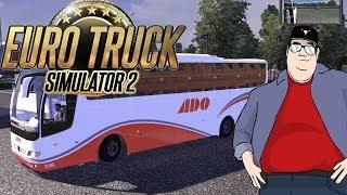 Tutorial - Instalar mod de autobus para EuroTruck Simulator 2 (Ado, Omnibus, Futura, etc)