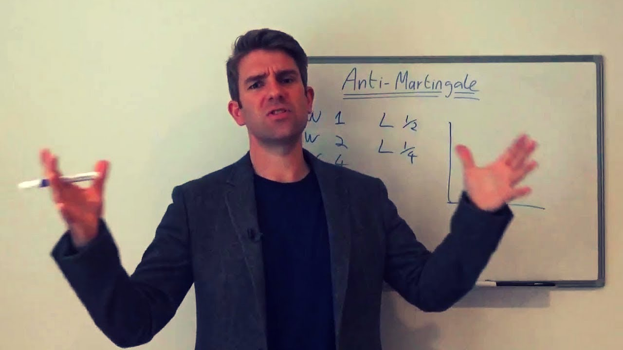 Anti Martingale