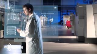 Fraunhofer IWU - Die E3 Forschungsfabrik - Vision.Produktion.Chemnitz
