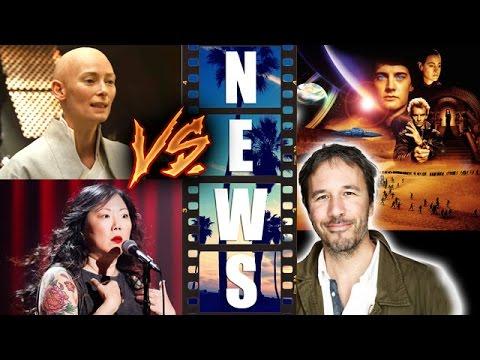 Tilda Swinton vs Margaret Cho re Ancient One, Denis Villeneuve's Dune Remake at Legendary
