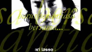 "Cinta Sejati - Ari Lasso ""With Lyric"""