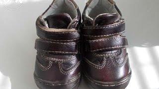 видео Купити дитяче шкіряне взуття — дешеве дитяче взуття від виробника, недорого