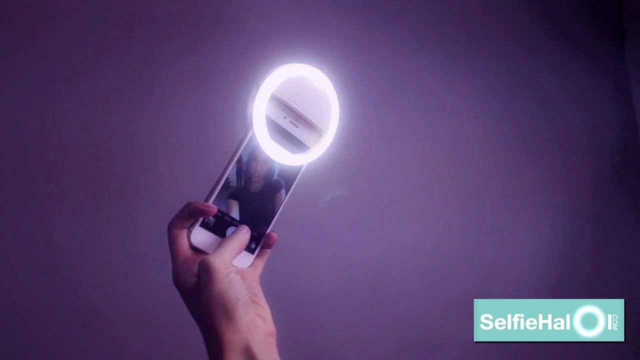 Ocathnon Selfie Ring Light Selfie Halo Selfie Ring