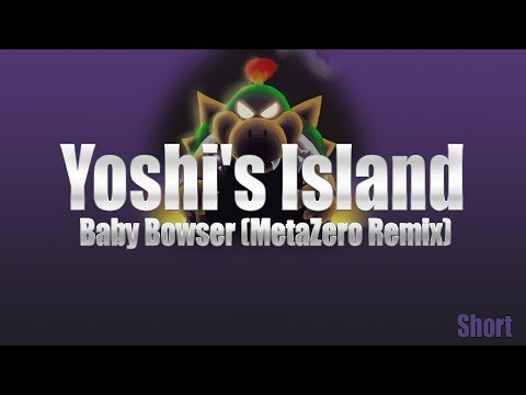 Yoshi Island Big Bowser