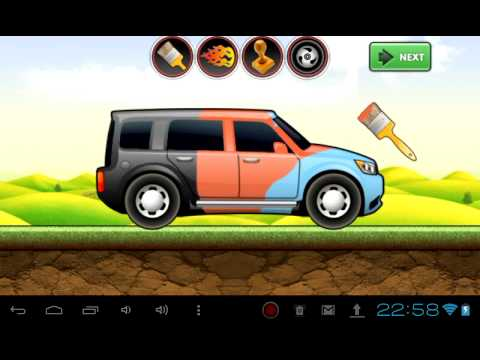 Car Wash & Design  free app for android