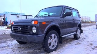 2015 Lada Niva 4x4 Urban. Start Up, Engine, and In Depth Tour.(2015 Lada Niva 4x4 Urban. Start Up, Engine, and In Depth Tour. Link on facebook http://www.facebook.com/profile.php?id=100001421333279 Another link to ..., 2015-12-11T17:49:37.000Z)