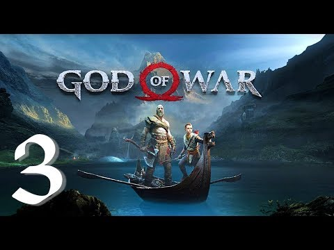 God of War (by SIE Santa Monica Studio) - PlayStation 4 Pro - Live Stream - Part 3