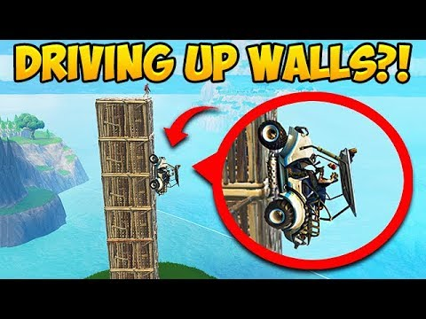 *NEW* GOLF KART TRICK! - Fortnite Funny Fails and WTF Moments! #256 (Daily Moments)
