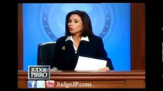 High-Heel to the Head! on Judge Pirro