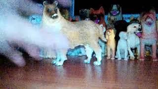 Моя коллекция собак