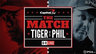 Tiger vs. Phil: Top-10 highlights from The Match