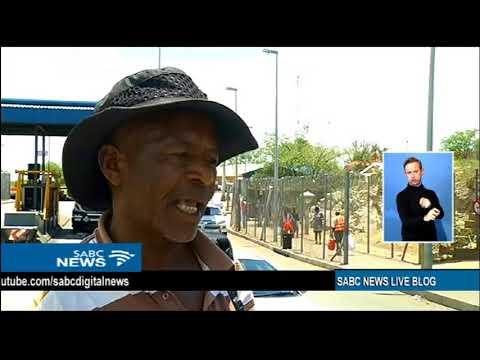 Beit Bridge border post calm despite Zimbabwe crisis